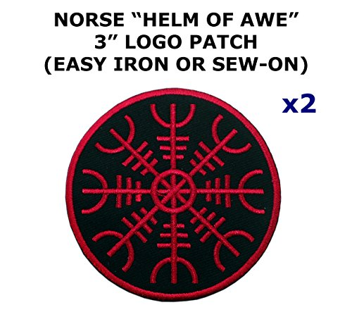 2 PCS Norse