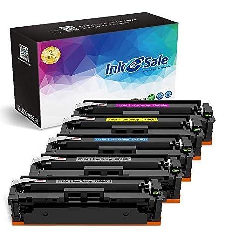 Amazon.com: e-sale de tinta compatibles HP 410 un color ...