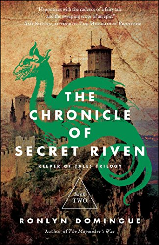 The Chronicle of Secret Riven: Keeper of Tales Trilogy: Book Two (The  Keeper of Tales Trilogy 2)