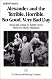 Alexander and the Terrible, Horrible, No Good, Very Bad Day: A Musical