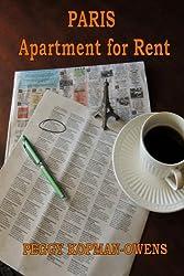 Paris Apartment for Rent