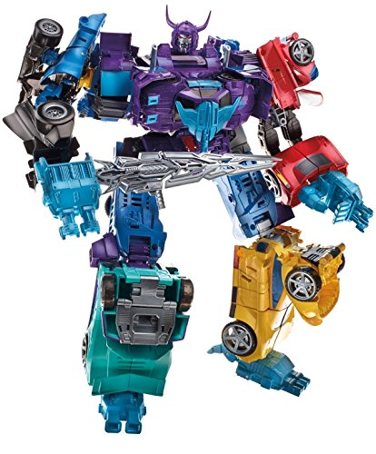 Transformers Generations Combiner Wars Menasor Collection - Toys Collection Transformer