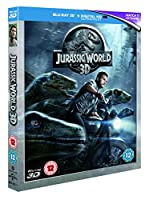 Jurassic World [Blu-ray 3D] by Universal Pictures