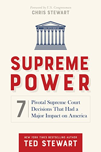 Image of Supreme Power: 7 Pivotal Supreme Court Decisions That Had a Major Impact on America