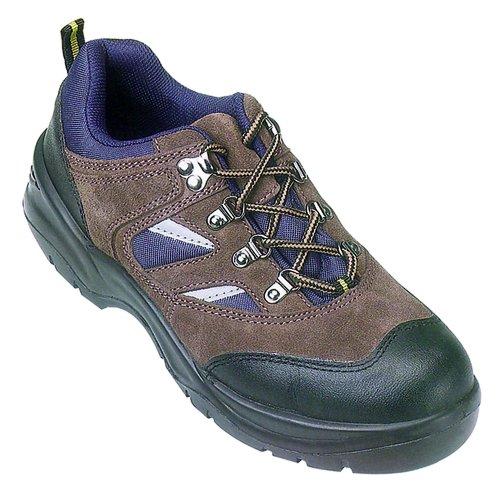 Zapatos de segur. s1p copper baja marrón t.42