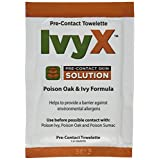 Coretex 83640 Products Ivyx Pre-Contact Towelettes, 25 Count