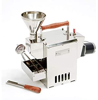 Amazon com: Behmor 5400 1600 Plus Customizable Drum Coffee Roaster
