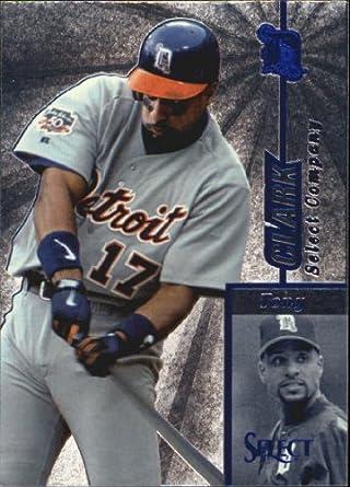 Amazoncom 1997 Select Company Baseball Card 193 Tony Clark Near