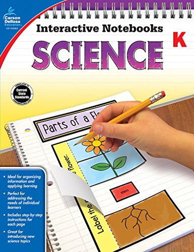 Science, Grade K (Interactive Notebooks)