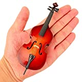 Dselvgvu Wooden Miniature Double Bass with