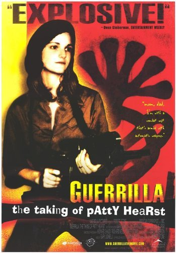 Guerrilla: The Taking of Patty Hearst Poster Movie 2004