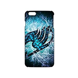 Angl 3D Case Cover Cartoon Anime Fairy Tail Phone Case for iPhone6