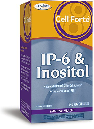 Enzymatic Therapy Cell Forte W Ip 6  240 Capsules