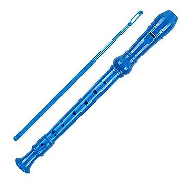 Amazon.com: Soprano - Grabadora de flauta con 8 orificios de ...