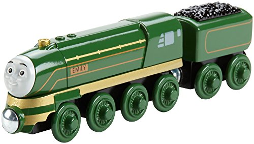 Fisher-Price Thomas the Train Wooden Railway Streamlined Emily (Thomas Train Characters)