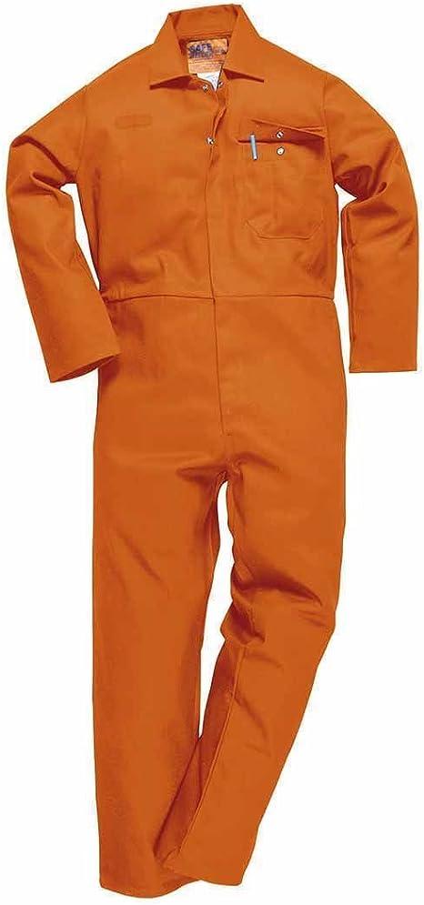 Portwest CE SafeWelder Boilersuit Royal //XXL
