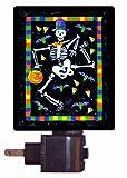 Halloween Night Light - Skelton Dance
