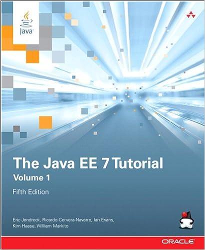 The Java EE 7 Tutorial: Volume 1 (Java Series) 5, Eric