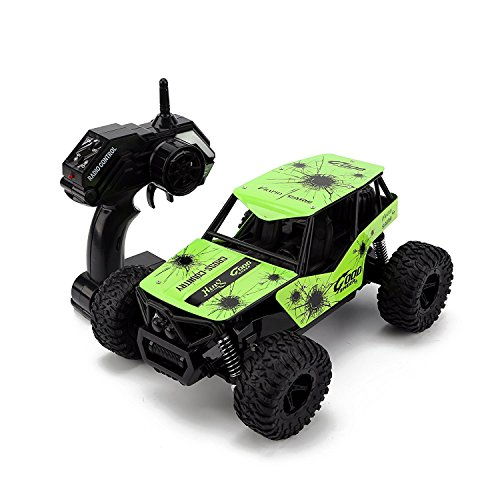 SGOTA RC Car 1/16 Scale High-speed Remote Control Car Off-Road Radio Controlled Electric Vehicle