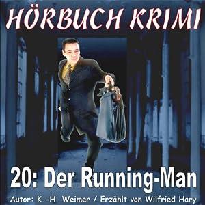 Der Running Man (Hörbuch Krimi 20) Hörbuch