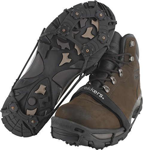 (ICETrekkers Spikes Traction Cleats (1 Pair), Large/X-Large (Men's 8-12/Women's 9.5))