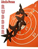 Foam Board for Ninja Rubber Throwing Stars (Stars Sold Separately !!!)