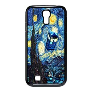 Samsung Galaxy S4 I9500 Phone Case Doctor Who Tardis? CB84697