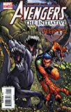 reptil marvel - Avengers: The Initiative Featuring Reptil #1 VF/NM ; Marvel comic book