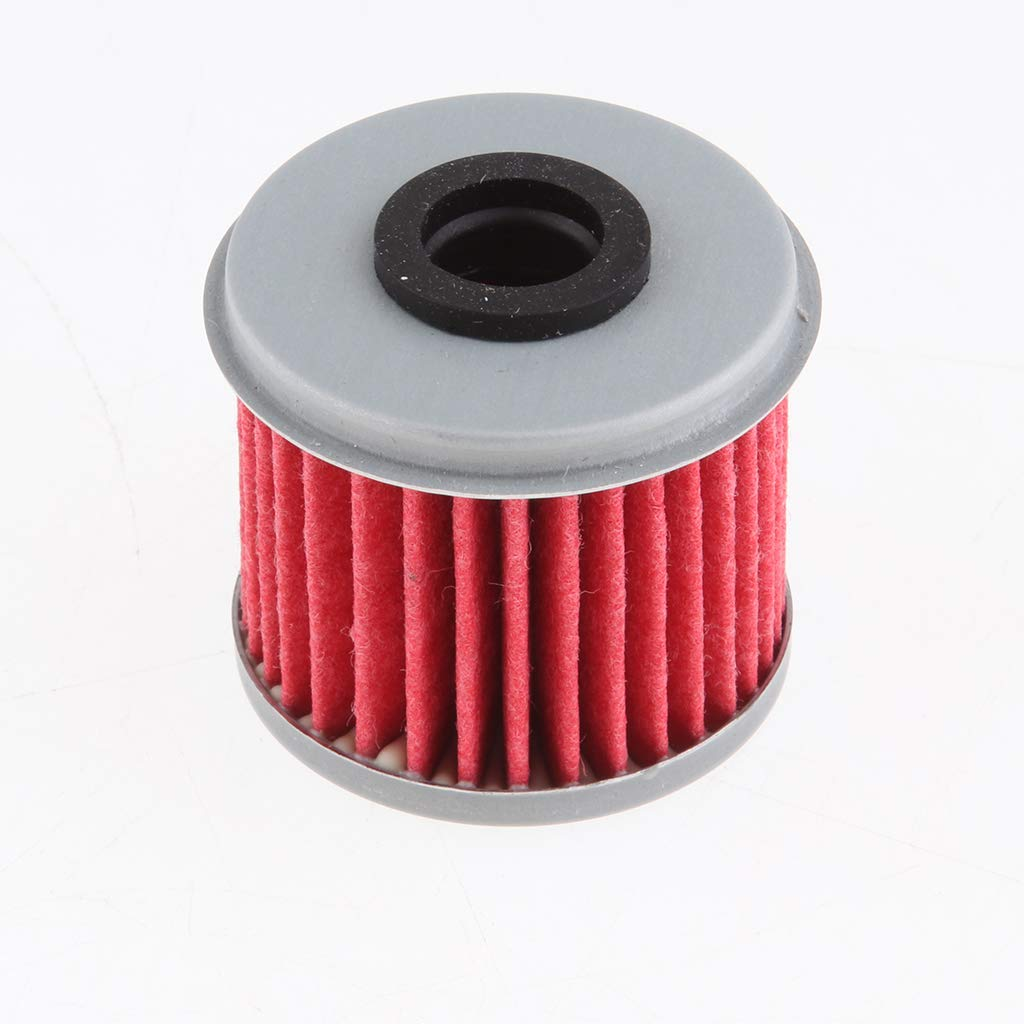 Baosity 5x Durable Professional Engine Oil Filter Universal for Honda CRF250R CRF450R CRF150R