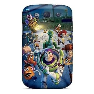 Samsung Galaxy S3 KwV1840rQip Allow Personal Design Fashion Toy Story 3 Pictures Great Hard Phone Covers -LisaSwinburnson WANGJING JINDA