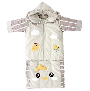 ML Saco de Dormir para bebés, Infantil, algodón, algodón, antichoque, bebé
