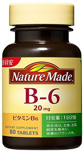 오오츠카   네이처메이드 B-6 80알