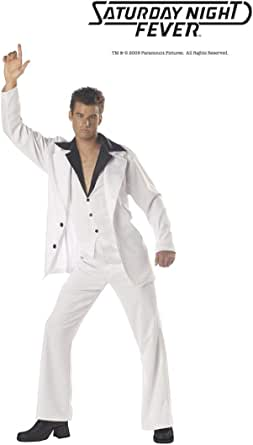 California Costumes Men's Saturday Night Fever Costume