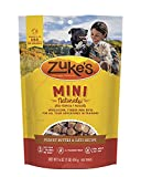 Zuke's Mini Naturals Peanut Butter & Oats Recipe Dog Treats - 16 oz. Pouch