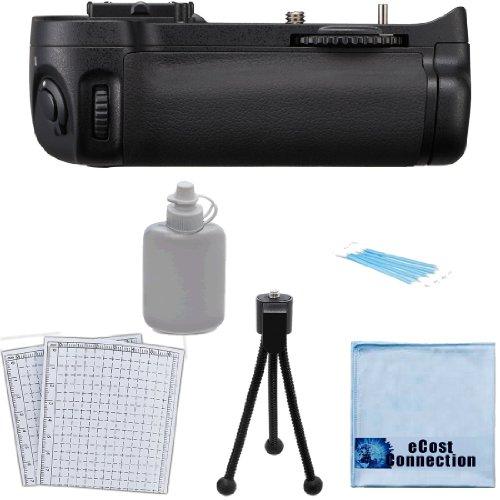 Professional Vertical D7000 Multi-Purpose Battery Grip for Nikon D7000 DSLR Camera + Complete Deluxe Starter Kit | MB-D11 MBD11