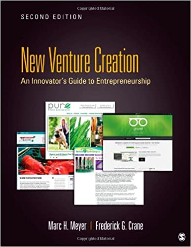 New venture creation an innovators guide to entrepreneurship marc new venture creation an innovators guide to entrepreneurship second edition fandeluxe Gallery