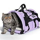 SturdiBag Flex Pet Carrier, Large Lavender, My Pet Supplies