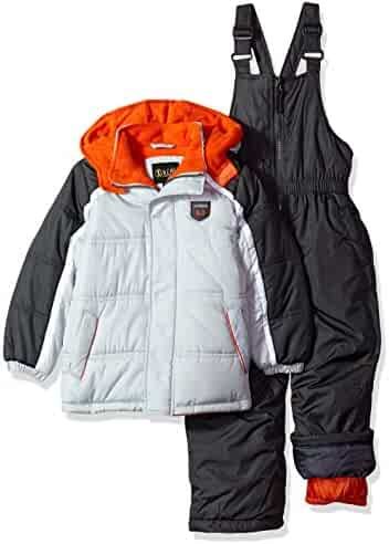 iXtreme Boys' Active Colorblock Snowsuit