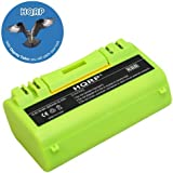 HQRP 3500mAh Extended Battery for iROBOT Scooba 330 / 350 / 380 / 390 / 590 / 5806 / 5910 / 5920 / 5940 / 5950 / 34001 Series APS 14904 Replacement plus HQRP Coaster
