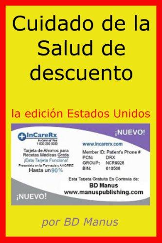 Book: Cuidado de la Salud de descuento (Spanish Edition) by BD Manus