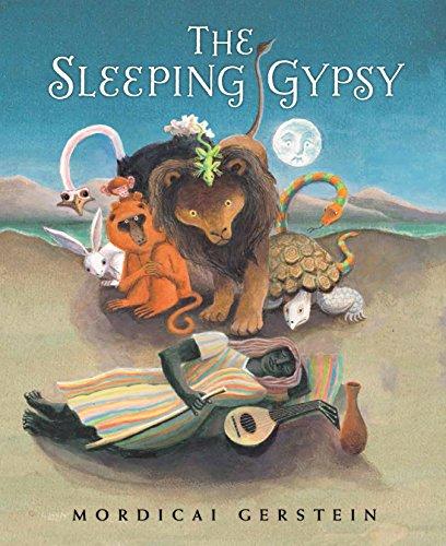 Henri Rousseau Artwork - The Sleeping Gypsy