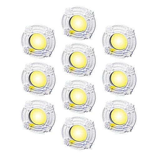White Spotlight Ring 4