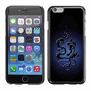 """Shell-Star ( Tribal Dragon ) Fundas Cover Cubre Hard Case Cover para 5.5"""" iPhone 6 Plus"""