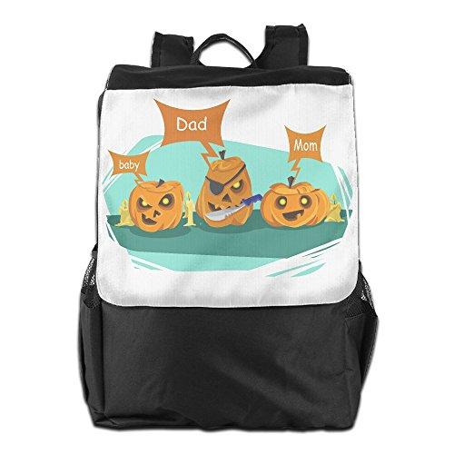 Igloo Girl Costume (Outdoor Men And Women Travel Backpack Travel Knapsack Dad Halloween Pumpkin Costume\r\n Fashion ZHONGRANINC)
