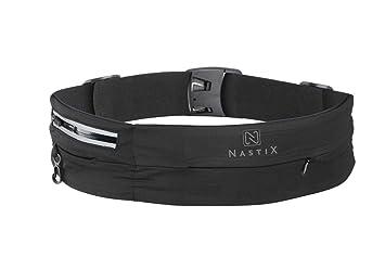 tama/ño Talla /única Unisex Sporteer Kinetic K1 Color Negro Cintura Deportiva