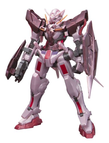 Bandai Hobby #31 Gundam Exia Trans-Am Mode, Bandai Double Zero Action Figure (Trans Am Model Kit)