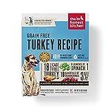 Honest Kitchen The Human Grade Dehydrated Grain Free Turkey Dog Food, 10 lb - Embark