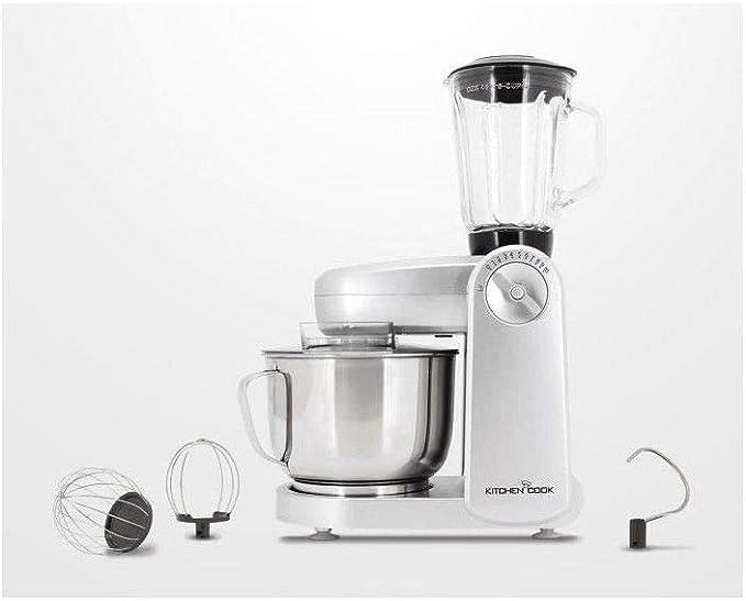 KitchenCook 1160895 Mixmaster V2 Edition Limit batidora amasadora multifunción, color gris: Amazon.es: Hogar