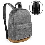 Freewander School Backpack Classic College Bookbags Laptop Rucksuck Boys Girls