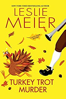 Book Cover: Turkey Trot Murder